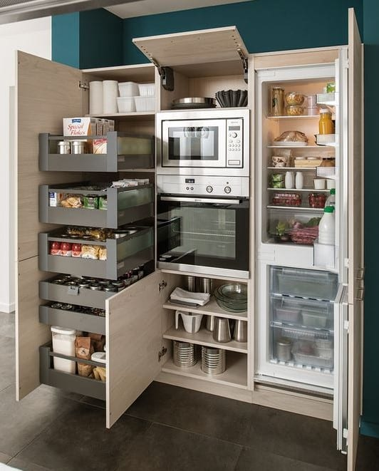 clever kitchen storage solutions clever kitchen storage solutions european 5480